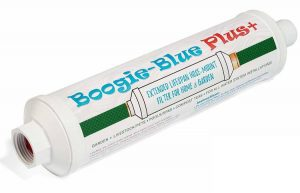Boogie Brew Garden Hose Water Filter for RV and Outdoor use