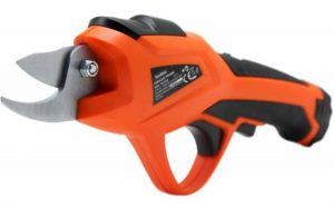 HomeYoo Rechargeable Electric Pruning Shear, 3.6V Li-ion Battery Cordless