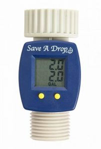 P3 Save A Drop Water Flow Meter Measure Gallon Usage