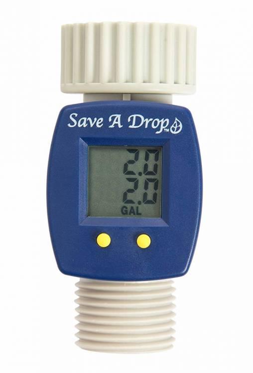 P3 Save A Drop Water Flow Meter Measure Gallon Usage