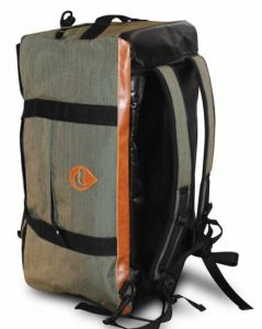 Skunk Hybrid Backpack Duffle - Smell Proof - Water Resistant - Hydroponics