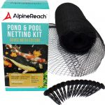 Best 5 Pond Nettings (Review) - How To Protect Your Pond?
