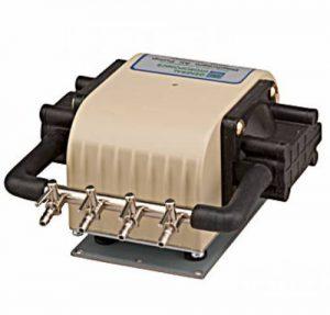 General Hydroponics Air Pump with Dual Diaphragm
