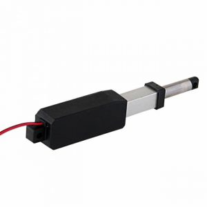 Morai Motion Micro Linear Actuator 12V DC for Miniature Home or Vehicle Automation 1 inch stroke