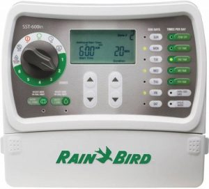 Rain Bird SST600I Simple To Set Indoor Timer, 6 Zone