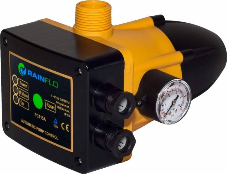 RainFlo PC115A Automatic Pump Controller, 115V