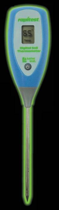 Rapitest Luster Leaf 1625 Digital Soil Thermometer