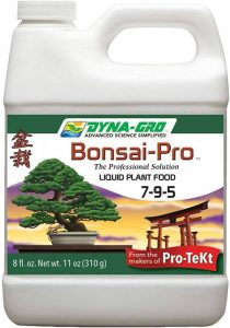 Dyna Gro BON 008 8 oz Bonsai Pro Liquid Plant Food