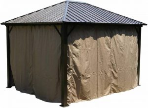 Gazebo vs Canopy What Are The Differences?