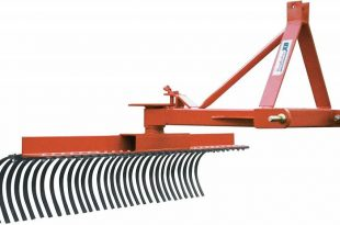 King Kutter XB Landscape Rake 5ft. Model Number TYR 60 XB