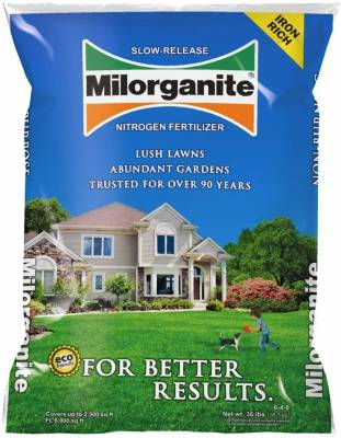 Milorganite 32 lb. Slow Release Nitrogen Fertilizer