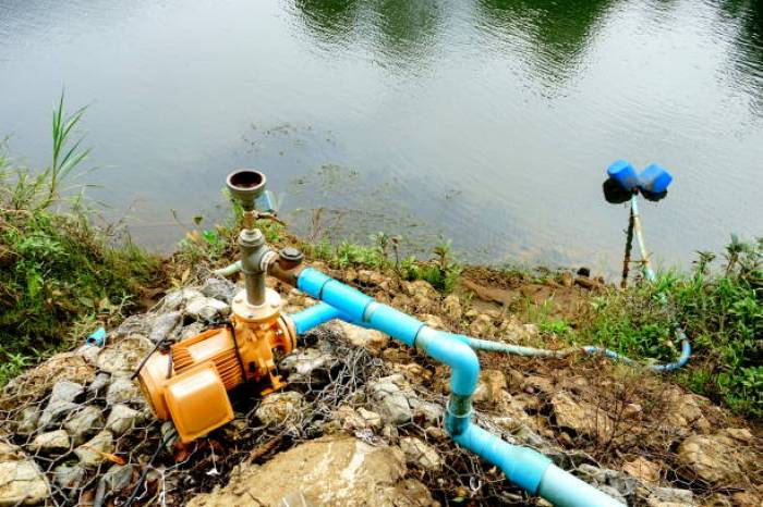 Pond Pump Running But Not Pumping Water Causes, How To fix