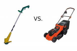 Weed Wacker VS Lawn Mower – comparison, what are the differences