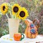 7 Ways To Make Sunflowers Stand Up In Vase