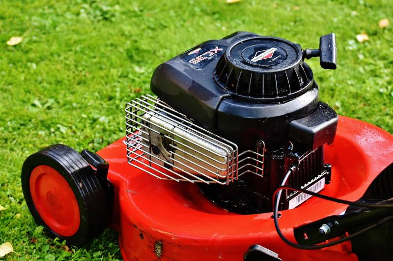 I Accidentally Put Gas in Oil Tank of Lawn Mower