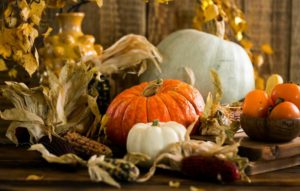 Keep pumpkins from rotting with vinegar